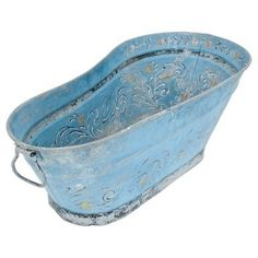Check out this item at One Kings Lane! French Blue Bath