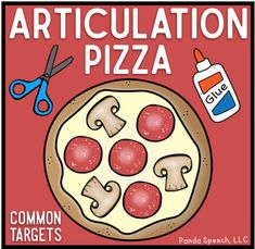 Articulation Pizza! Speech Therapy Craft ActivityNO-PREP! Ink Friendly! Print & Go!This product is available in my Articulation Cut & Paste Bundle #2 (don't buy this if you own the bundle)Your students will love making pizzas while practicing articulation!This activity was designed to be a simple, no-prep activity to target articulation perfect any time during the year.