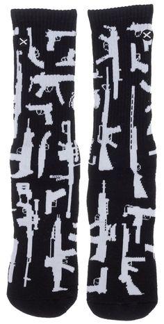 ODD SOX STRAPPED SOCKS $14.00 #oddsox #socks #weapons