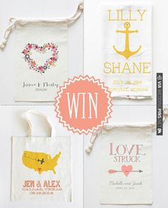Wedding Chicks Giveaway | CHECK OUT MORE IDEAS AT WEDDINGPINS.NET | #weddings #weddinggear #weddingshopping #shopping