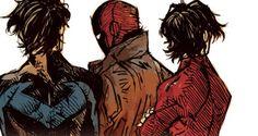 3 Robins