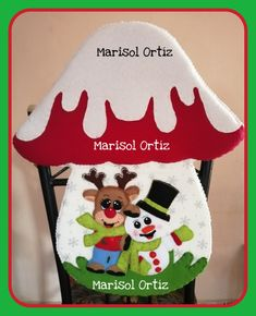 Gladys Fernandez Vitovis's media content and analytics Fun Crafts For Kids, Christmas Crafts For Kids, Diy And Crafts, Christmas Gifts, Christmas Decorations, Xmas, Holiday Decor, Melted Snowman, How To Make Ornaments