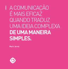 Comunicar é se fazer entender. #comunication #ad