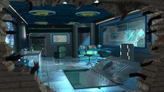 2014 3D environment