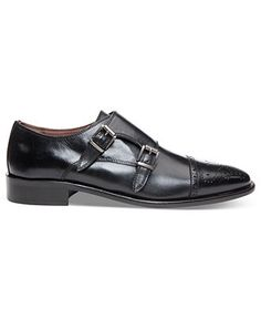 Black-Tie Wedding: The monk strap is where it's at. Donald J Pliner #mens #shoes BUY NOW!