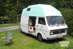 Geweldige retro Volkswagen!