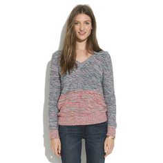 Spectrum Sweater #madewell