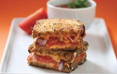 7 Best Vegan Sandwiches by @VegNews Magazine. #vegan #sandwich