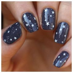 WEBSTA @ lieve91 - Stars⭐️Simple hand drawn star pattern for today!❤