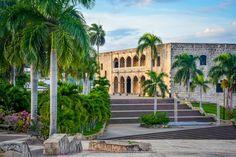 Alcázar de Colón Santo Domingo Dominican Republic [2560x1707] - see http://www.classybro.com/ for more!