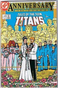 teen titan comic books | tales of the teen titans 50 comic book tales of the teen titans 50 ...