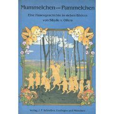 Izzy is learning German! Mummelchen und Pummelchen. Eine Hasengeschichte in Bildern.