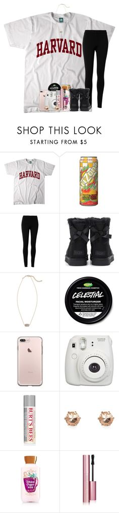 """sleepovers"" by kyliegrace ❤ liked on Polyvore featuring MANGO, Max Studio, UGG, Kendra Scott, Fujifilm, Burt's Bees, River Island and Too Faced Cosmetics"