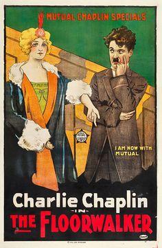 Charlie Chaplin: The Floorwalker (1916)