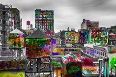 Tableau New York Tag