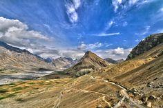Spiti, Himachal Pradesh, India