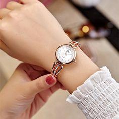 JW 3512 Fashion Round Dial Rhinestones Alloy Lady Bracelet Bangle Women Dress Quartz Watch at Banggood Bangle Bracelets, Bracelet Watch, Bangles, Montenegro, Cheap Watches, Stylish Watches, Luxury Watches, Uganda, Belize