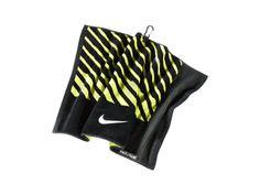 Nike Face/Club Jacquard Golf Towel