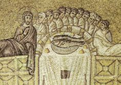 The Deads's city – Early Christian Necropolis of Pecs In the century AD the city of Sopianae, now called Pécs gave home to an extended Old Christian community. Isabella Of Castile, Ravenna Mosaics, Holy Thursday, Wednesday, Early Christian, Last Supper, Holy Week, Medieval Art, Byzantine