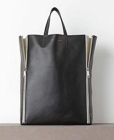 Celine-Cabas-Phantom-Goat-Fur-Tote-3100   Handbags, Purses ...