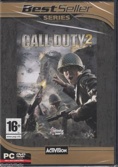 Call of Duty 2 PC Brand New Factory Sealed Fast Shipping #ad