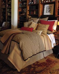 """+3471 French Laundry Home """"Equestrian"""" Bed Linens"""