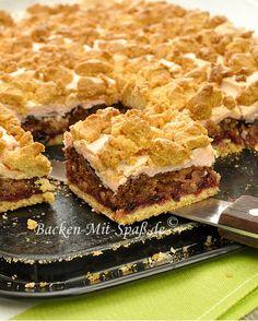 Apfelkuchen vom Blech - Großmutters Art (Apple Recipes Tart)