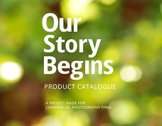 """Check out new work on my @Behance portfolio: """"Our Story Begins Product Catalogue"""" http://on.be.net/1IHKaAT"""