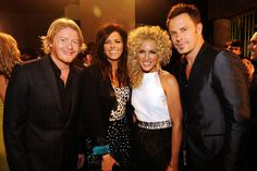 Little Big Town To Present CMT Music Awards Nominees On The Today Show April 23