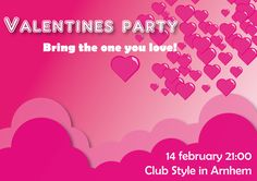 party flyer - my design