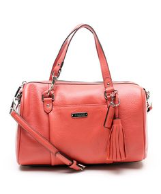 Love this Coach Siena Avery Leather Satchel by Coach on #zulily! #zulilyfinds