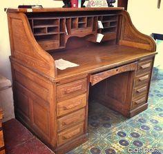 Secretero y Escritorio antiguo. Compro usados para restaurar
