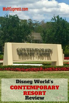 Disney's Contemporar