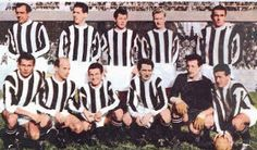 Udinese team group in 1954-55.