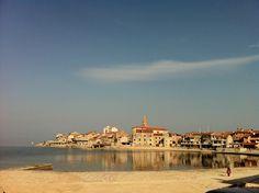 Umag ve městě Istarska Županija