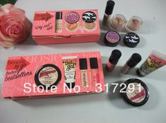 Free Shipping 1 Pieces/Lot New to go beauty bestsellers makeup set! $9.00