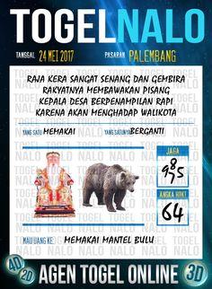 Pakong JP 2D Togel Wap Online TogelNalo Palembang 24 Mei 2017