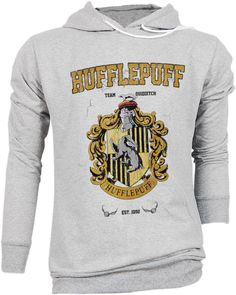 Hufflepuff Harry Potter Hogwarts Quidditch Team Festival Retro VTG Jumper Sweater Sweatshirt Long Sleeve Pullover Hoodie Hood S M L by Gimmick4you on Etsy https://www.etsy.com/listing/230947853/hufflepuff-harry-potter-hogwarts