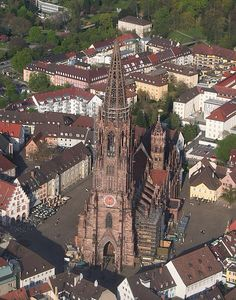 Beautiful Freibourg, Germany <3