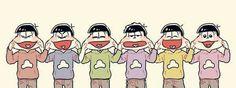 The Matsu Dayooon~ My Favorite Image, My Favorite Things, Gakuen Babysitters, Gekkan Shoujo Nozaki Kun, Comedy Anime, Laughing And Crying, Ichimatsu, The Brethren, Theme Song
