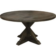 Found it at Wayfair - Lucerne Dining Table 60""