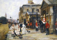 Horse Guards, Whitehall puzzle in Piece of Art jigsaw puzzles on TheJigsawPuzzles.com. Play full screen, enjoy Puzzle of the Day and thousands more.