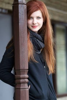 Rachel Hurd-Wood is my inspiration for Harper King in LOVE OUT LOUD.