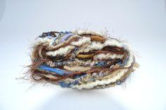 Fiber Bundle, Art Fiber, Yarn Bundle, Specialty Yarn Pack, Yarn Collection, 18 Yards, Weaving, Rug Hooking