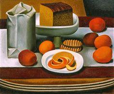 Auguste Herbin (French: 1882 – 1960) | Post-Impressionism | Still Life - 1920