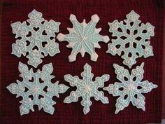 Snowflake cookies | Frazi's cakes