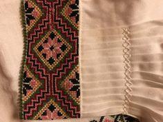 Skjorter til Øst Telemark Beltestakk Bohemian Rug, Norway, Home Decor, Fold Clothes, Border Tiles, Traditional, Cross Stitch, Dots, Homemade Home Decor