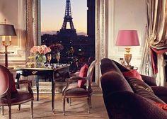 お手本はパリのアパルトマン!フロアランプでパリジェンヌなお部屋に