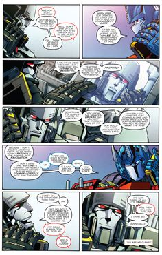 Transformers: More Than Meets The Eye vol. 7