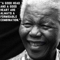 """Six memorable Mandela quotes 